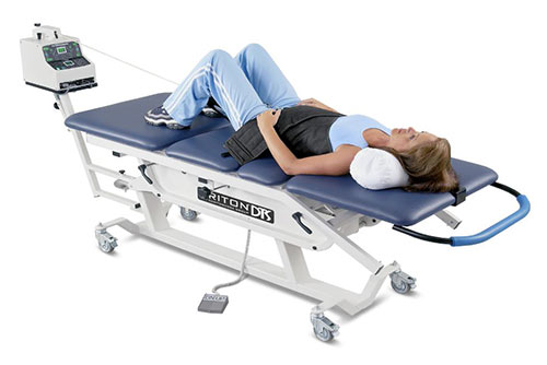 triton spinal decompression system back pain relief